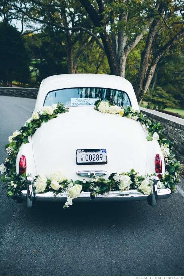 Enchanted Florist, Black and White Wedding at Cheekwood Nashville, HFFL (1)