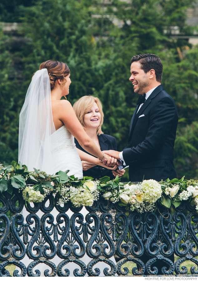 Enchanted Florist, Black and White Wedding at Cheekwood Nashville, HFFL (20)