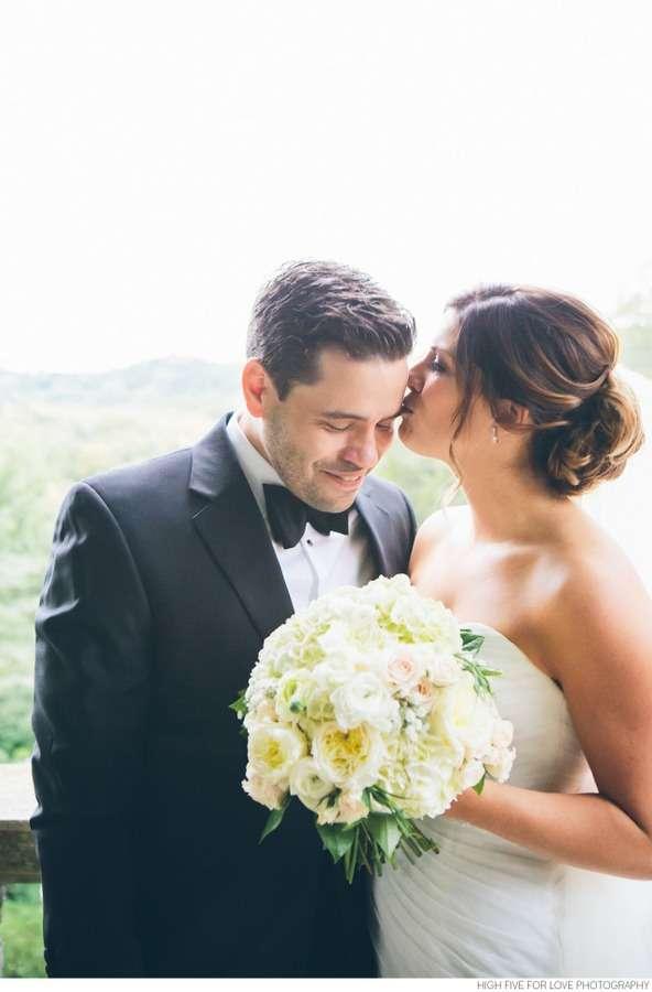 Enchanted Florist, Black and White Wedding at Cheekwood Nashville, HFFL (34)