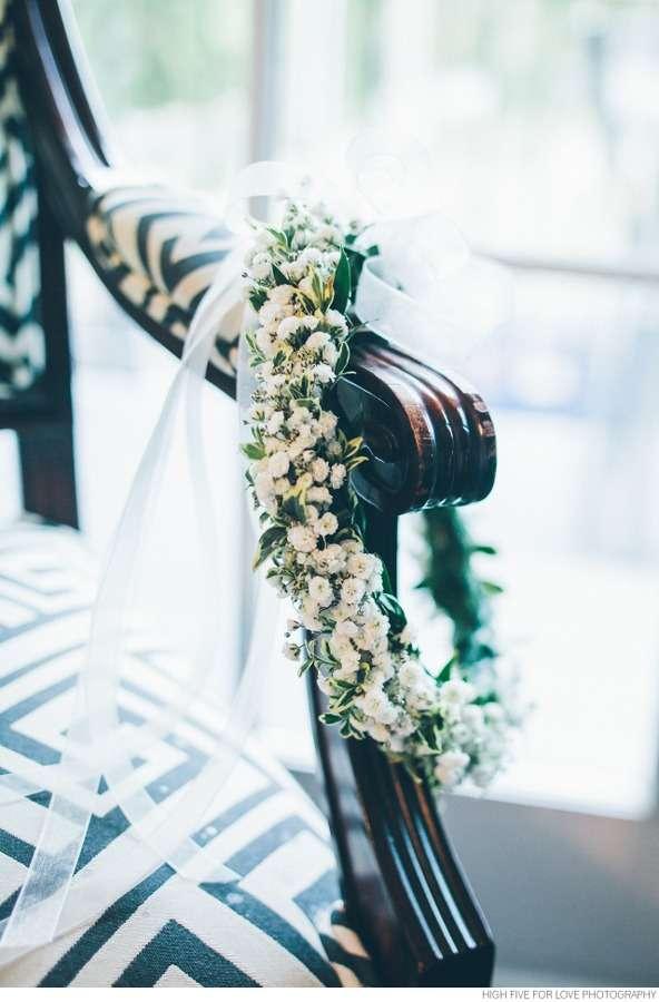 Enchanted Florist, Black and White Wedding at Cheekwood Nashville, HFFL (6)