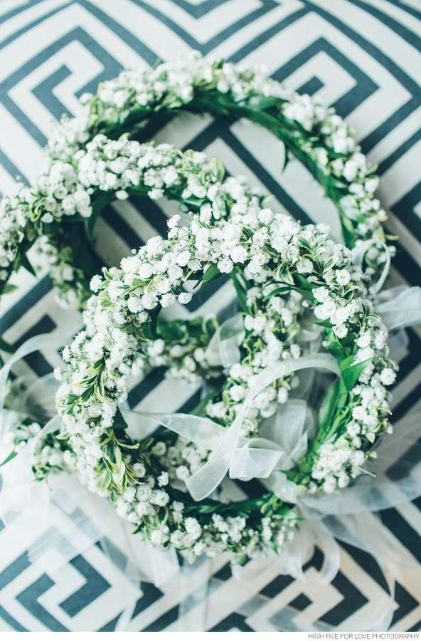 Enchanted Florist, Black and White Wedding at Cheekwood Nashville, HFFL (9)