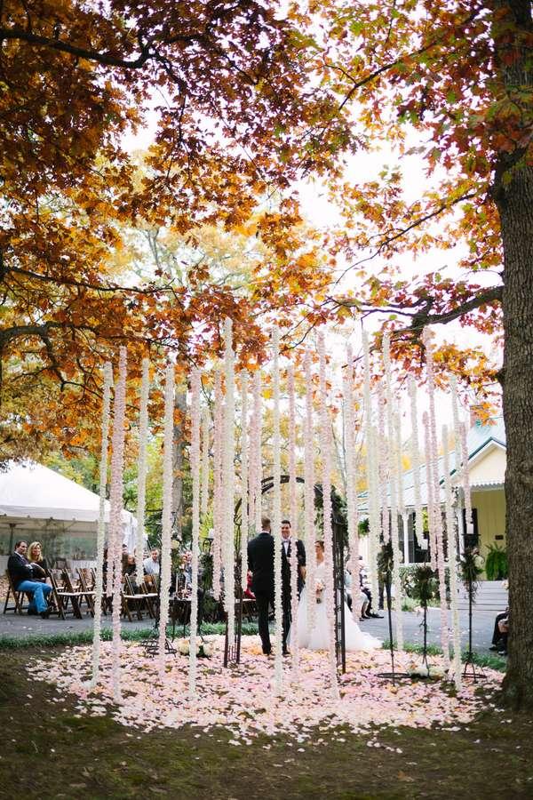 Enchanted Florist Outdoor Wedding Ceremony Kayla Anderson Photography 52