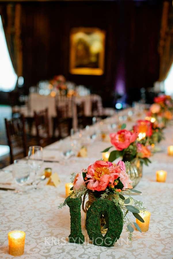 Enchanted Florist, Pink Wedding Downtown Nashville, Kristyn Hogan Photography (27)