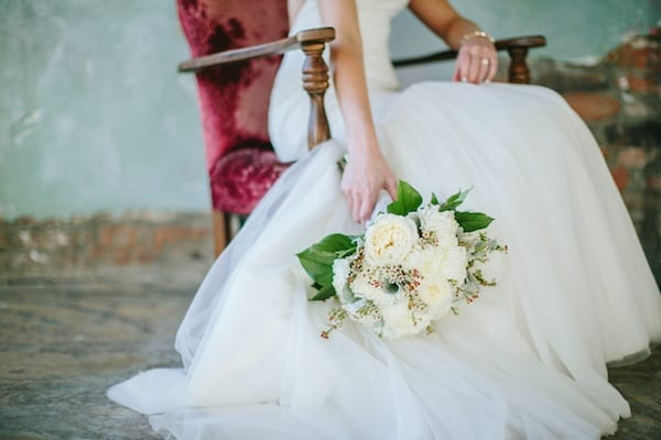 Enchanted Florist, Urban White Wedding, EB Photography + Artistry  (9)