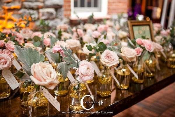 Blush Gold Wedding At Cheekwood Gardens Www Thephotographycollection