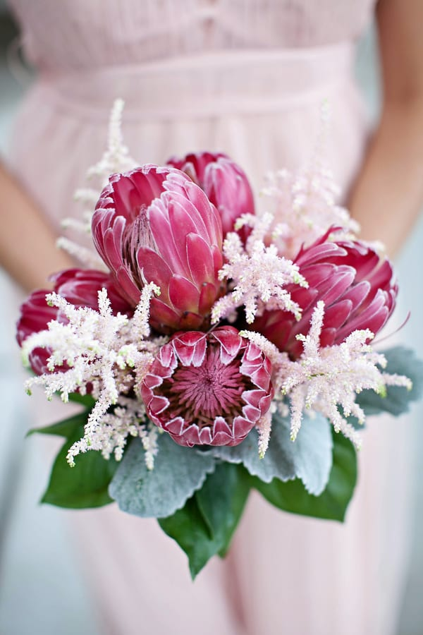 Enchanted Florist, Luxe Pink Wedding Downtown Nashville, Phindy Studios (2)