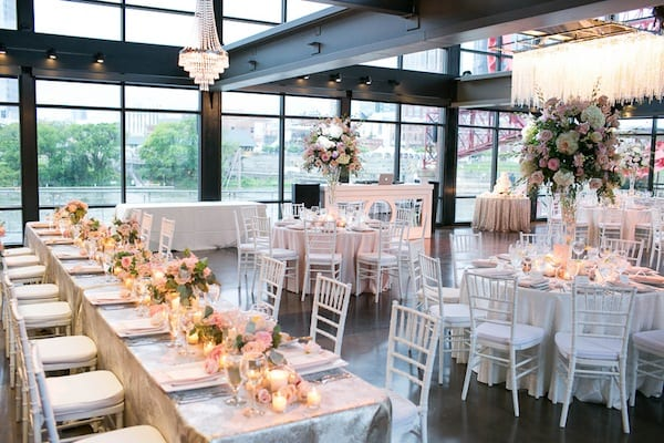 Enchanted Florist, Luxe Pink Wedding Downtown Nashville, Phindy Studios (29)