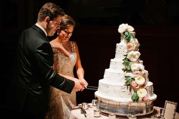 Enchanted Florist, Luxe White Wedding at Schermerhorn Symphony Center, Kristyn Hogan Photography -195